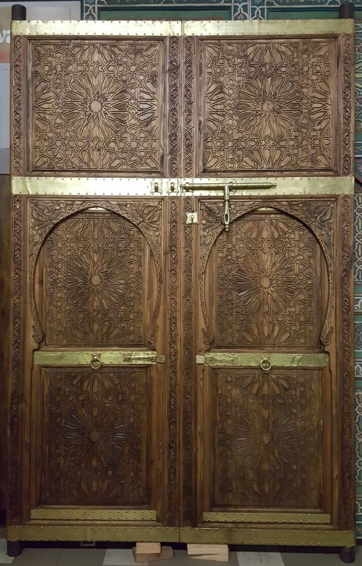 Sultan large door