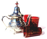 Demna tea pot