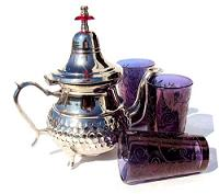 Arabian tea set