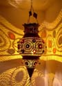 Palace copper chandelier