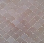 Fish scale tile