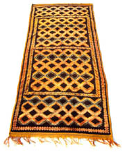 Taznakht antique rug